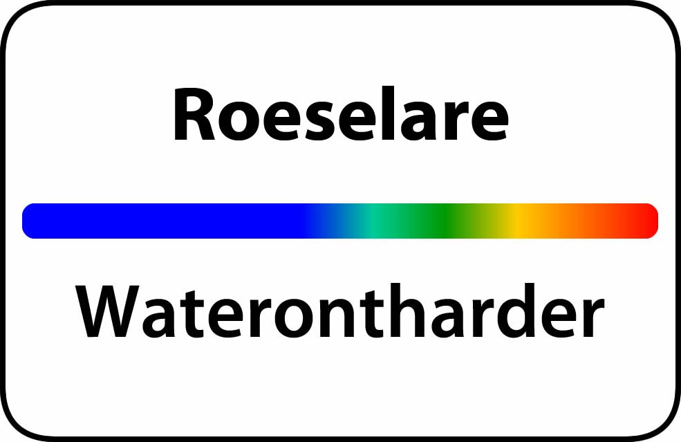 Waterontharder Roeselare