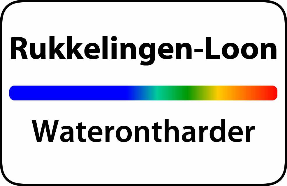 Waterontharder Rukkelingen-Loon