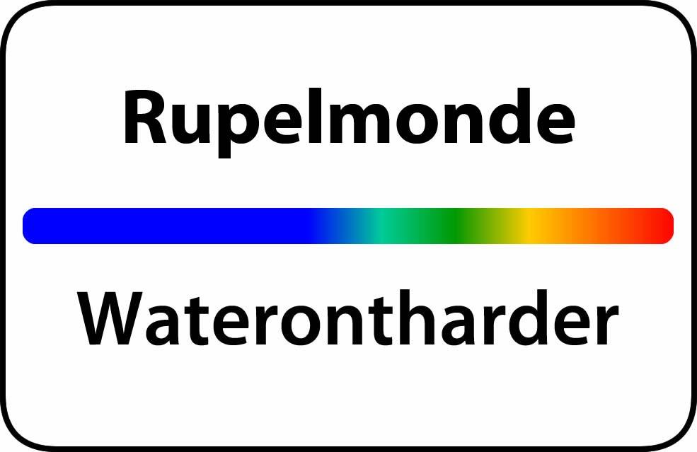 Waterontharder Rupelmonde
