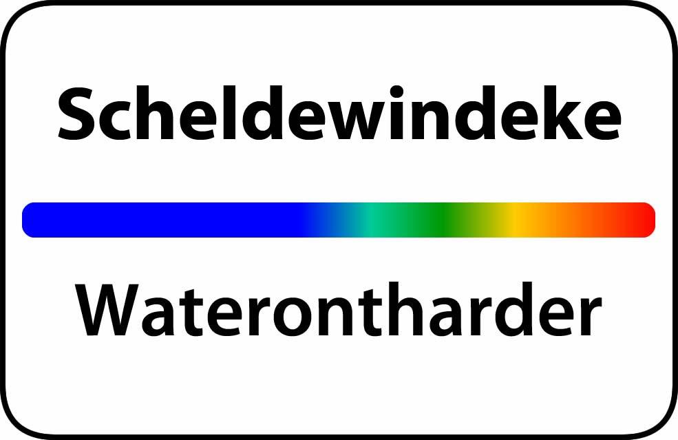 Waterontharder Scheldewindeke