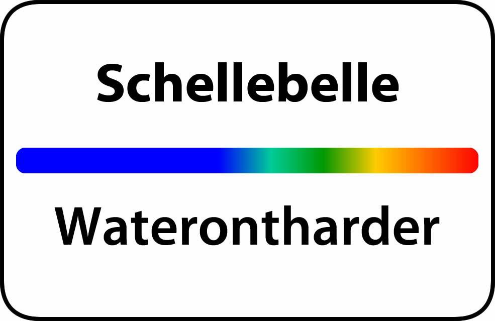 Waterontharder Schellebelle