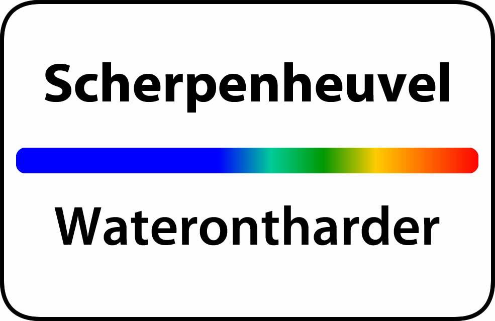 Waterontharder Scherpenheuvel