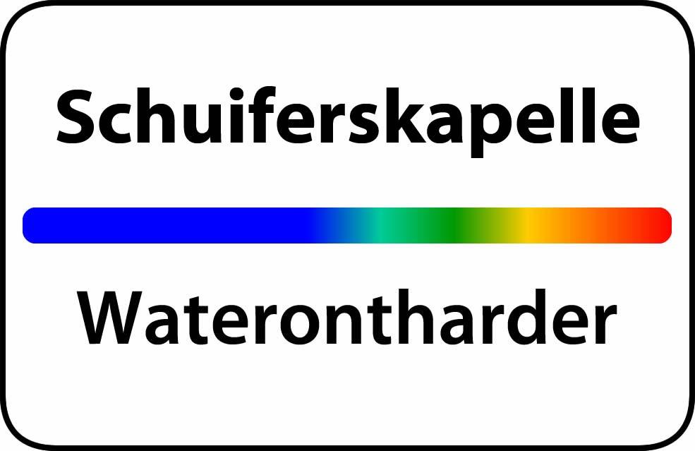 Waterontharder Schuiferskapelle