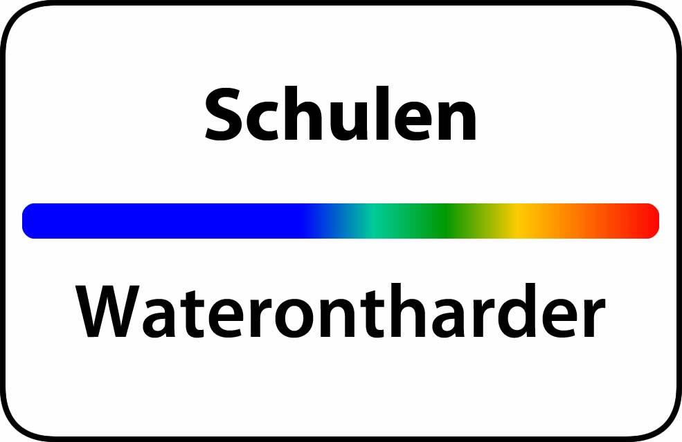 Waterontharder Schulen