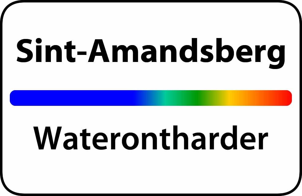 Waterontharder Sint-Amandsberg