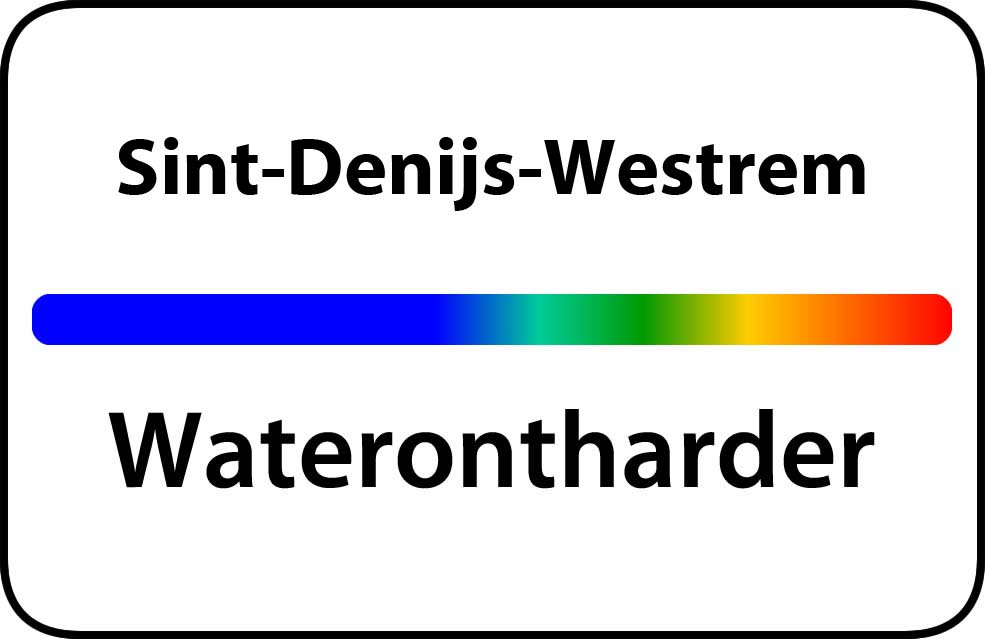 Waterontharder Sint-Denijs-Westrem