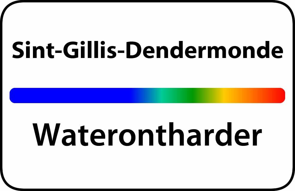 Waterontharder Sint-Gillis-Dendermonde