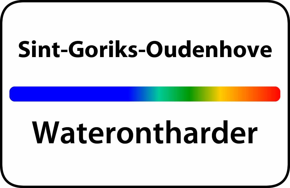 Waterontharder Sint-Goriks-Oudenhove