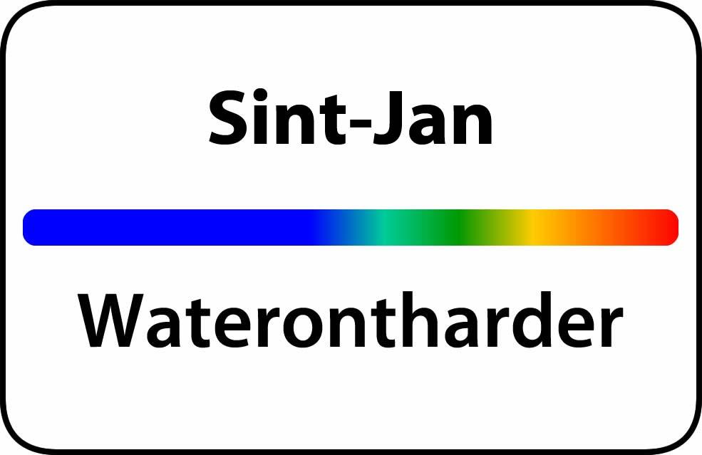 Waterontharder Sint-Jan