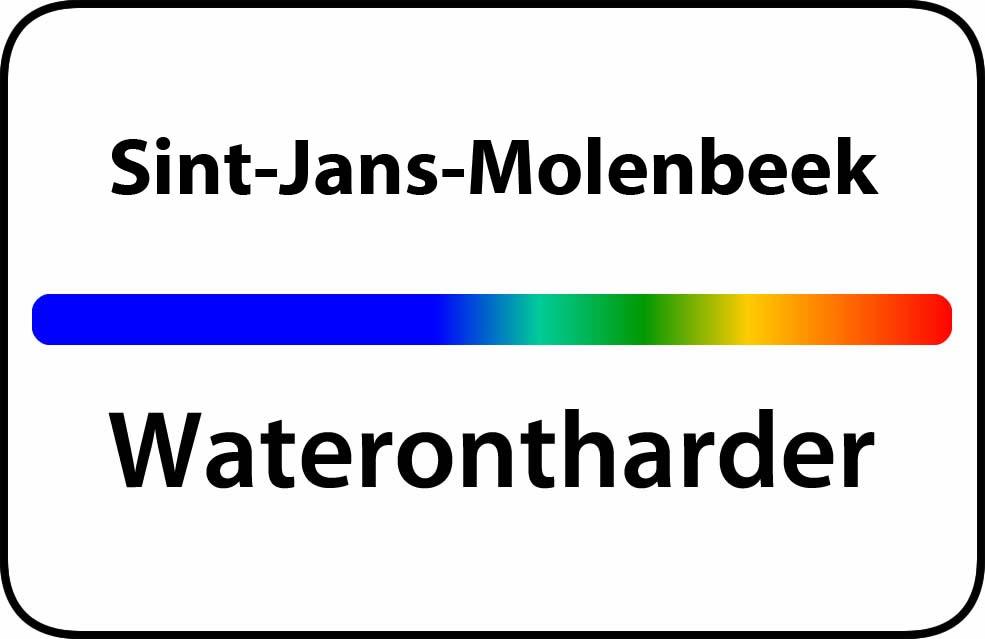Waterontharder Sint-Jans-Molenbeek