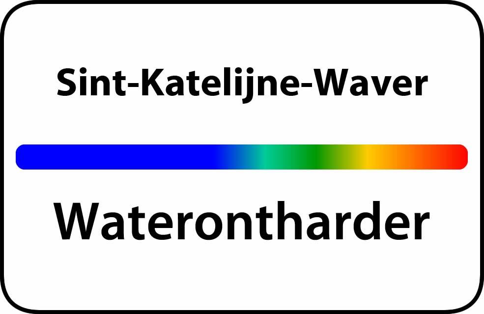 Waterontharder Sint-Katelijne-Waver