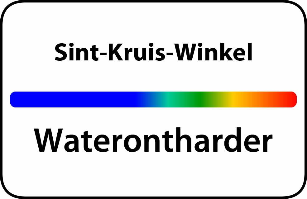 Waterontharder Sint-Kruis-Winkel