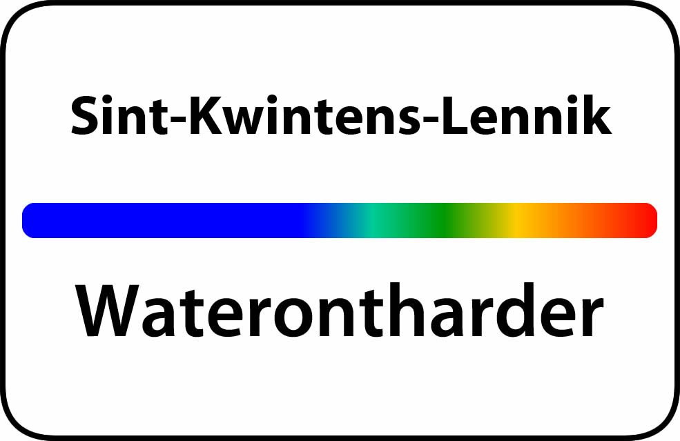 Waterontharder Sint-Kwintens-Lennik