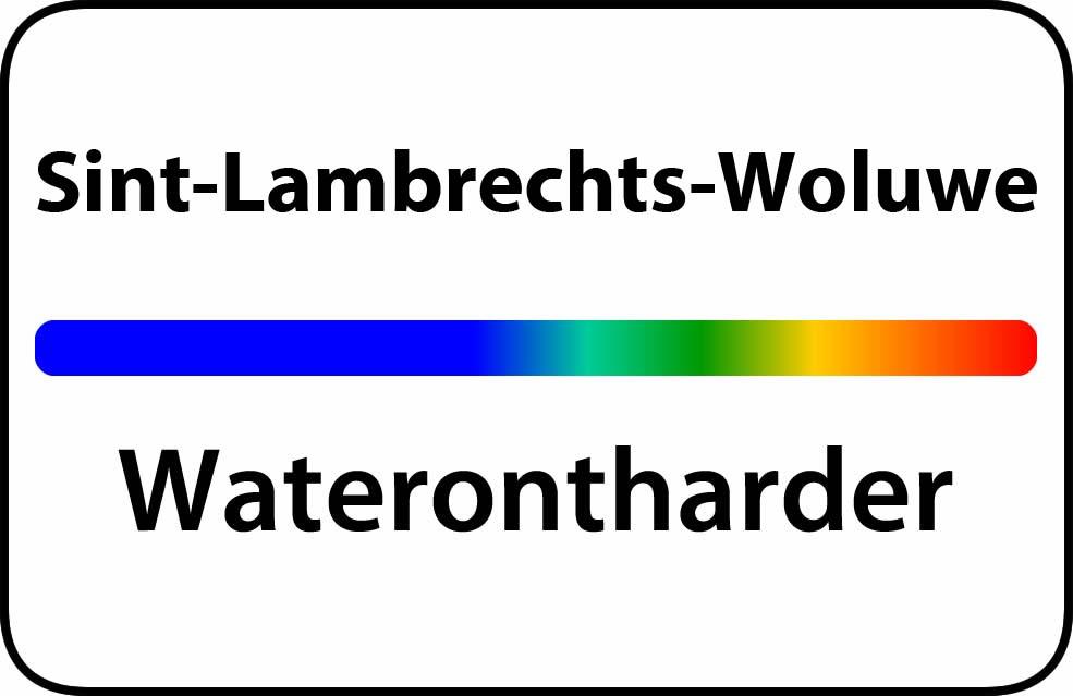 Waterontharder Sint-Lambrechts-Woluwe