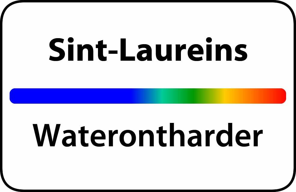 Waterontharder Sint-Laureins