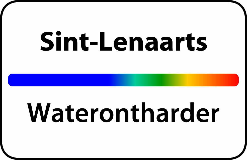 Waterontharder Sint-Lenaarts
