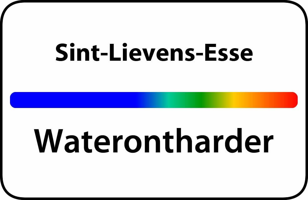 Waterontharder Sint-Lievens-Esse
