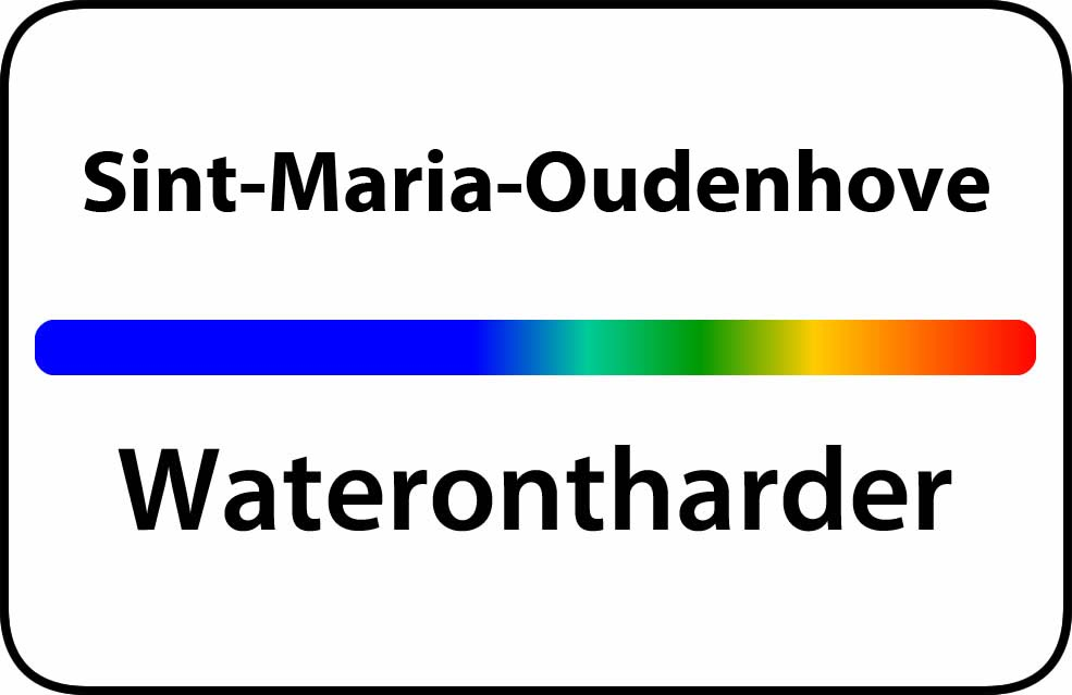 Waterontharder Sint-Maria-Oudenhove
