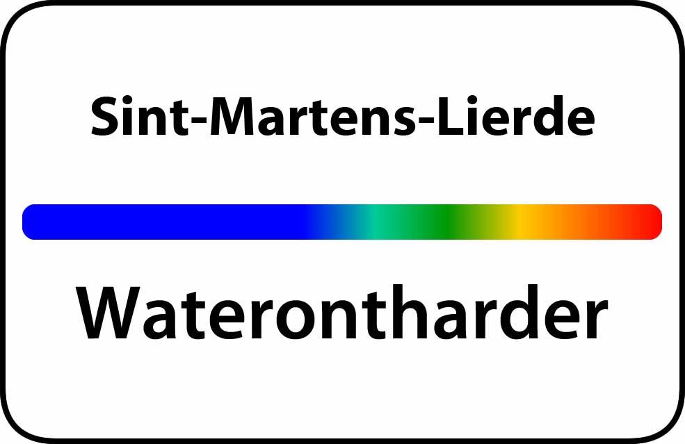 Waterontharder Sint-Martens-Lierde
