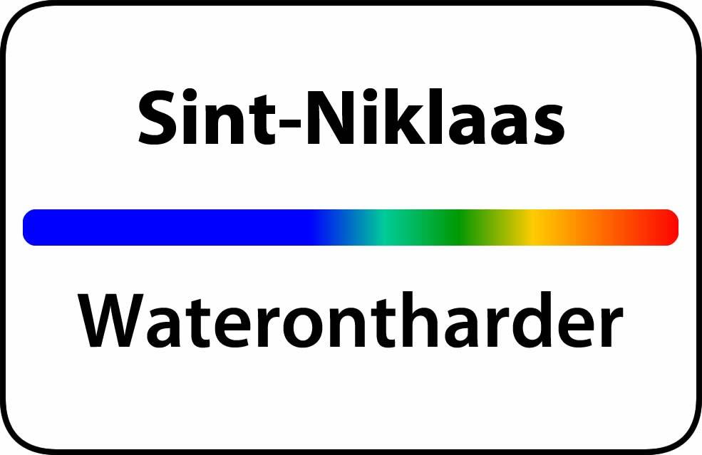 Waterontharder Sint-Niklaas