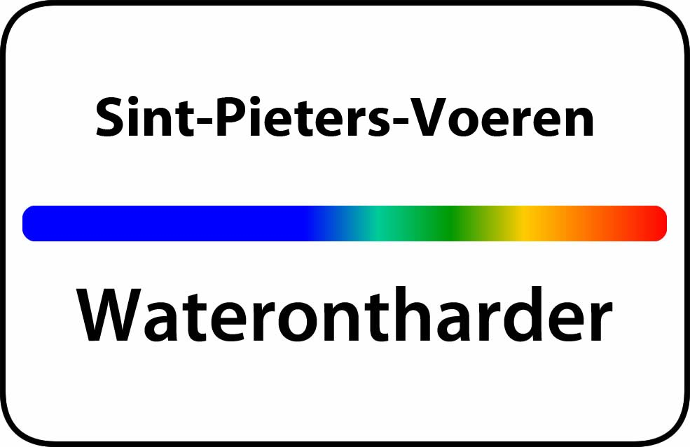 Waterontharder Sint-Pieters-Voeren