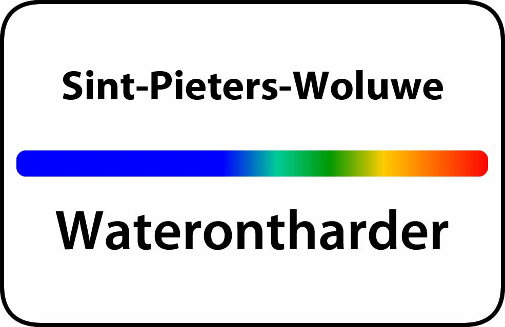 Waterontharder Sint-Pieters-Woluwe
