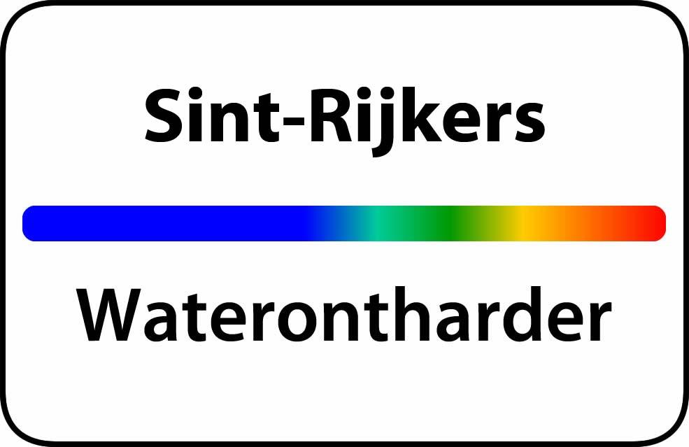 Waterontharder Sint-Rijkers