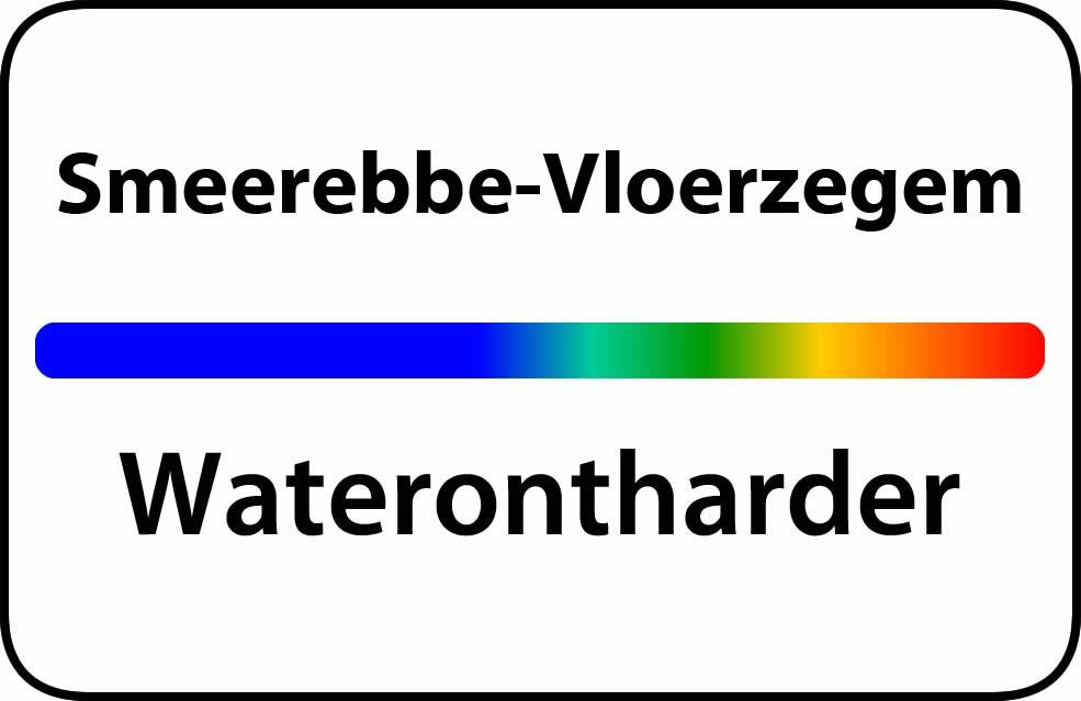 Waterontharder Smeerebbe-Vloerzegem