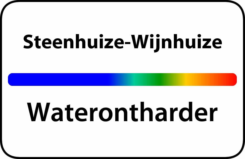 Waterontharder Steenhuize-Wijnhuize