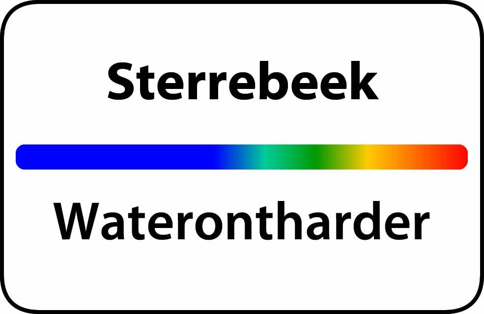Waterontharder Sterrebeek