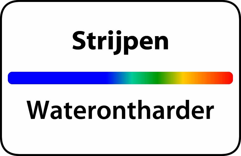Waterontharder Strijpen