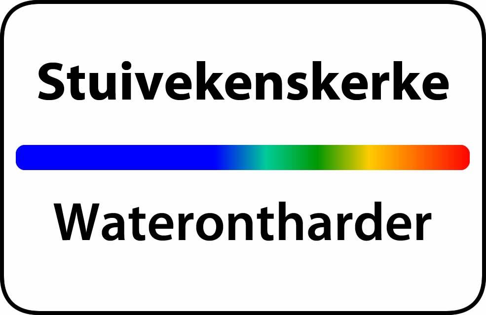 Waterontharder Stuivekenskerke