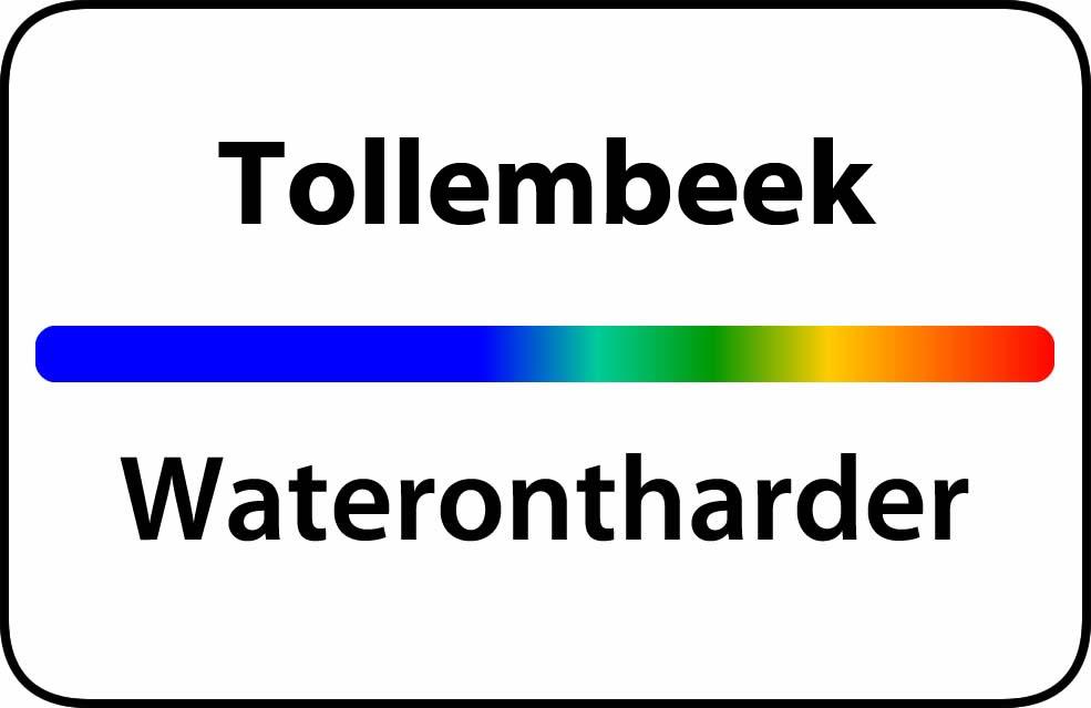 Waterontharder Tollembeek