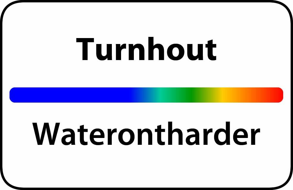 Waterontharder Turnhout