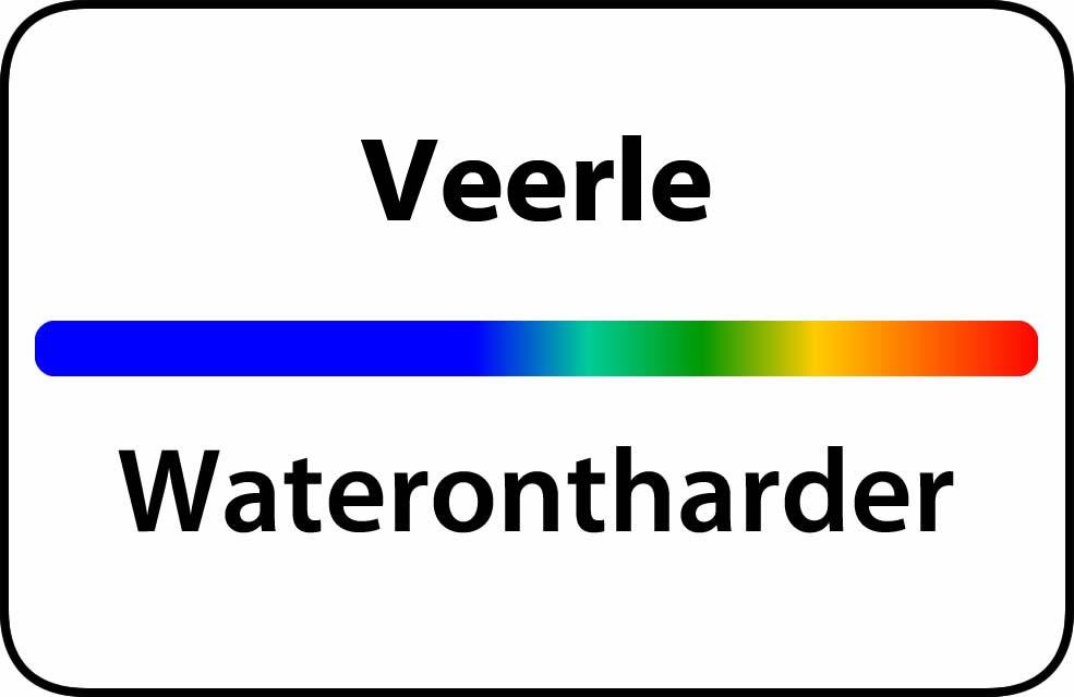 Waterontharder Veerle