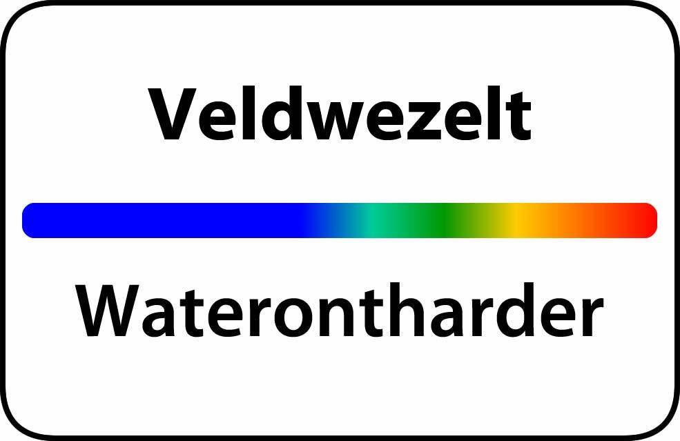 Waterontharder Veldwezelt