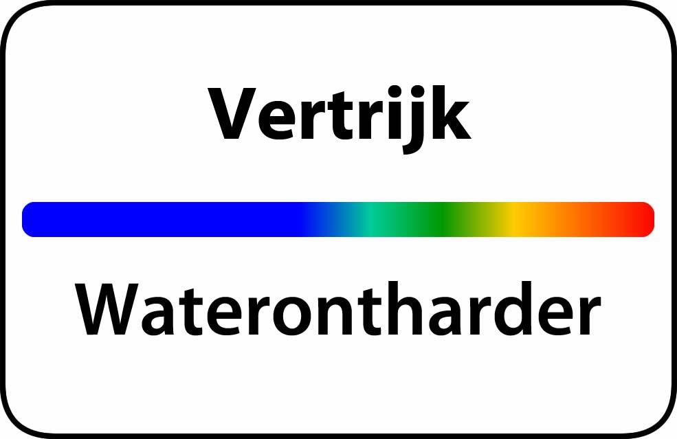 Waterontharder Vertrijk