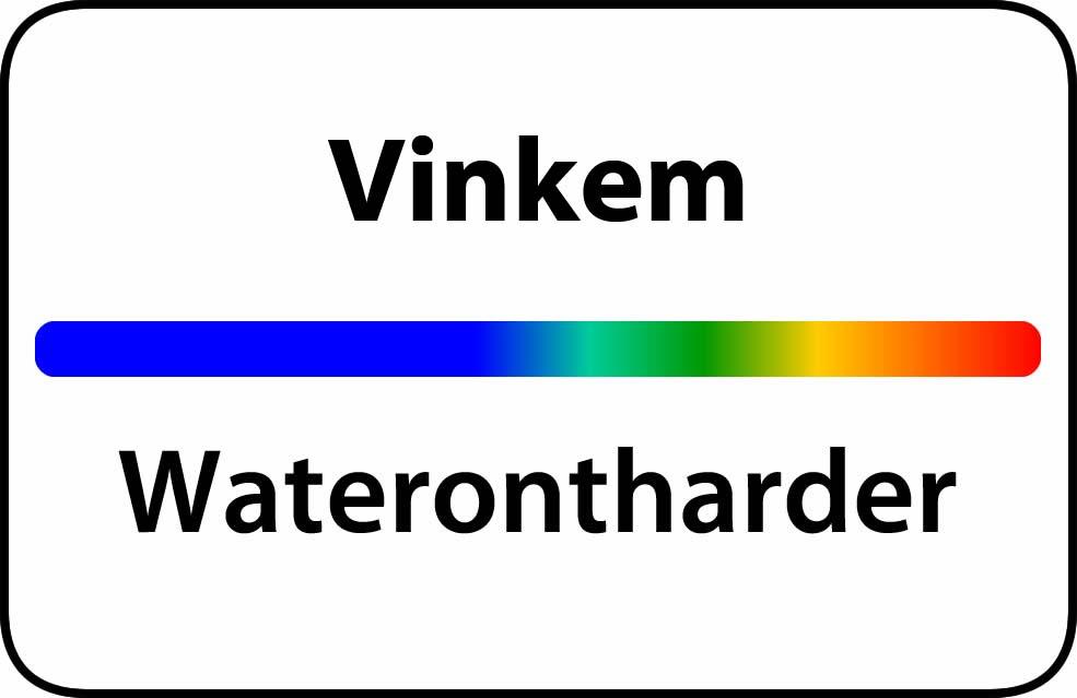 Waterontharder Vinkem