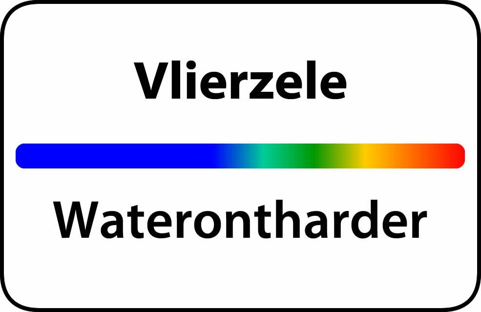 Waterontharder Vlierzele