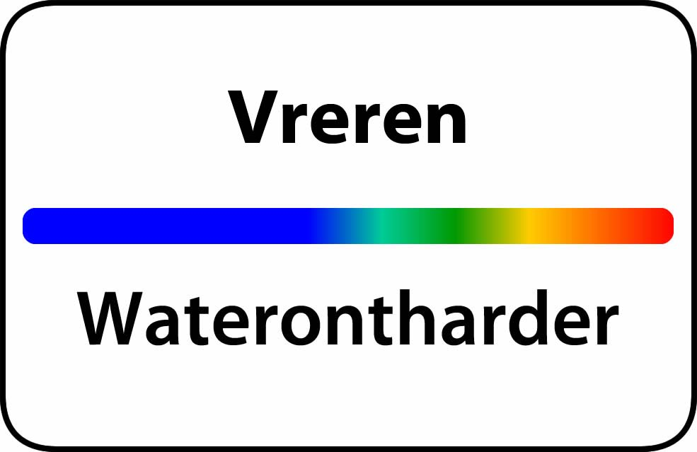 Waterontharder Vreren
