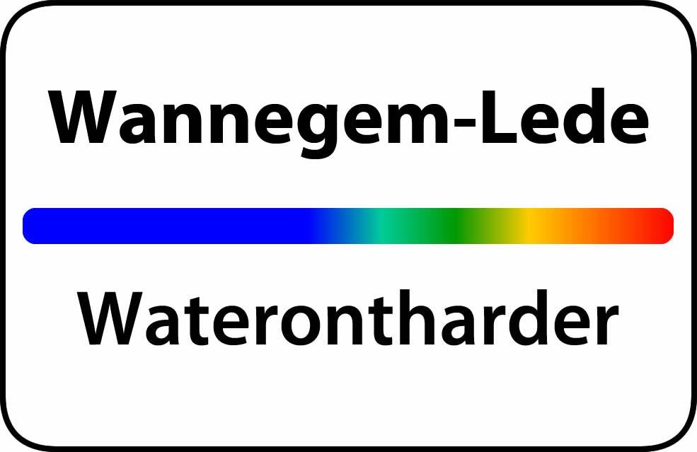 Waterontharder Wannegem-Lede