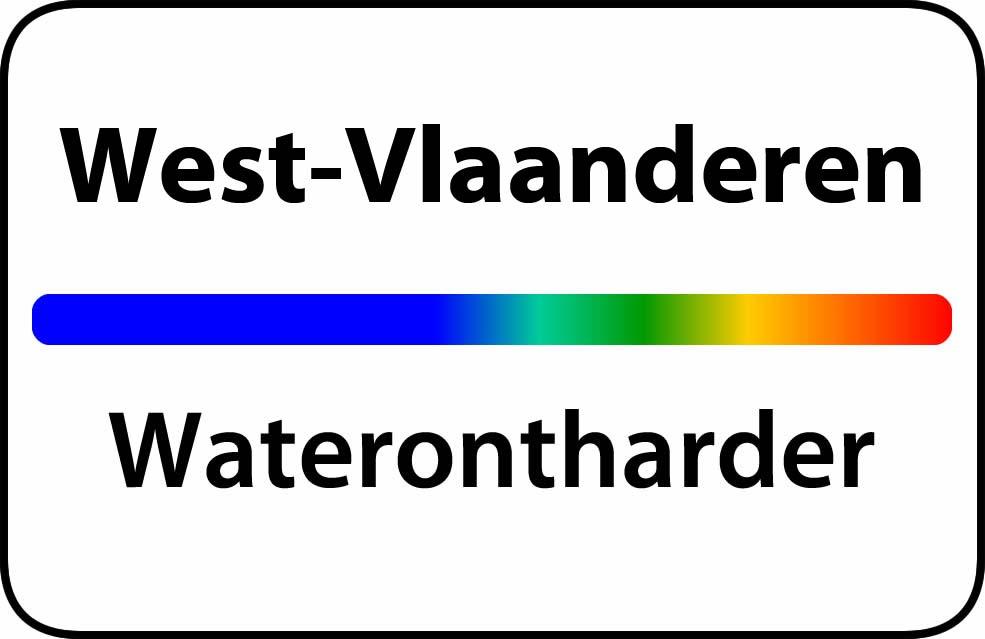 Waterontharder West-Vlaanderen prijs - ontkalker prijzen vergelijken