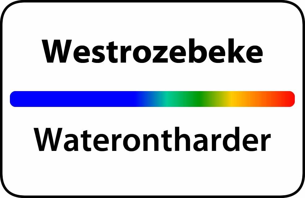 Waterontharder Westrozebeke