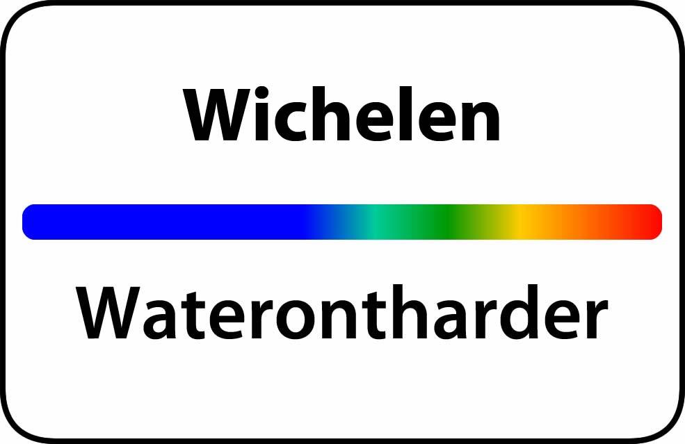 Waterontharder Wichelen
