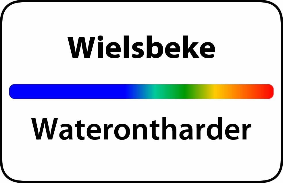 Waterontharder Wielsbeke