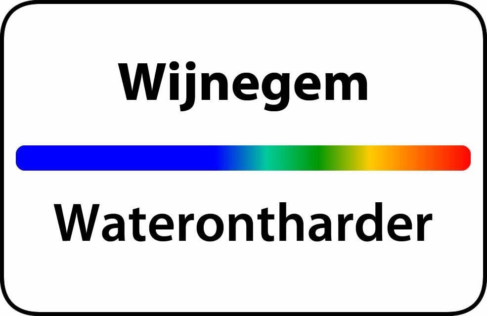 Waterontharder Wijnegem