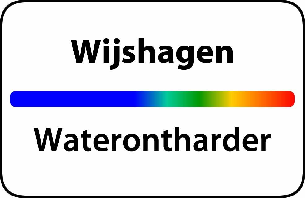 Waterontharder Wijshagen