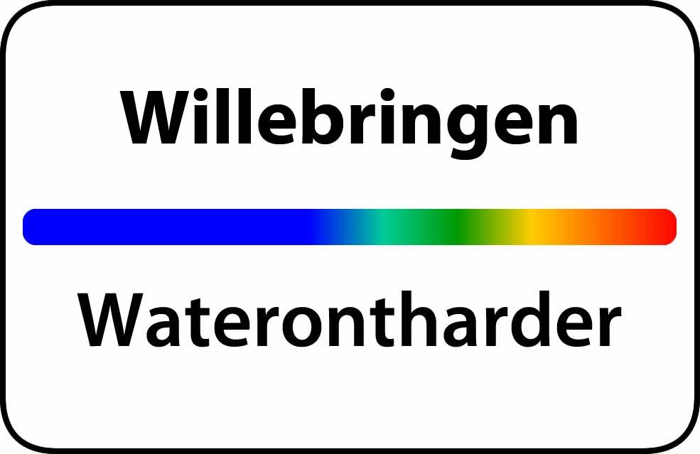 Waterontharder Willebringen