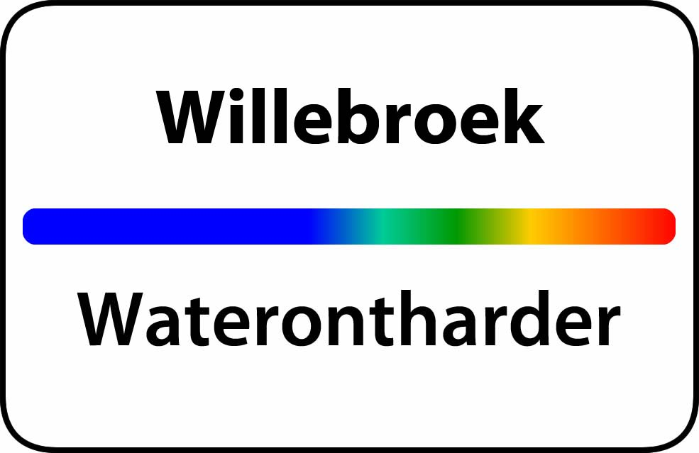 Waterontharder Willebroek