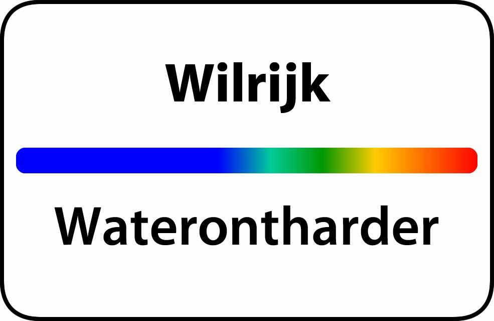 Waterontharder Wilrijk